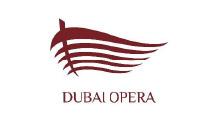 Level Production | Client | Dubai Opera | Logo